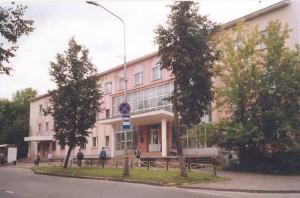 Фото 1 - Здание Саровского почтамта