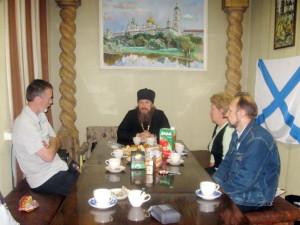 27 2012.06.01 Келья 3 с о.Никоном 2