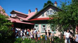 22. мемореальный музей В.П. Чкалова. дом, где родился и вырос прославленный советский летчик