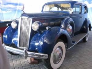 49. Паккард (модель «Супер Эйт» 1937 года)