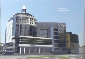 Фото 4 - 3D– модель здания Главпочтамта РМ