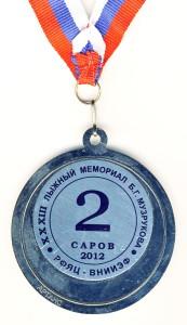 33 мемориал Музрукова 2м 2012