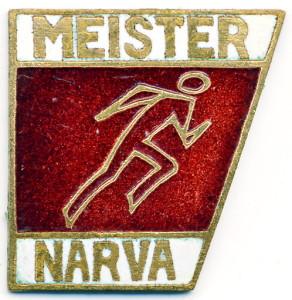 А3 1970-е NARVA MEISTER Томпак гор эмаль Игла! 30-Егоршин