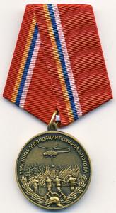 А4 2010 Участнику ликвидации пожаров МЧС 32-Кудрявцев