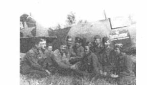 Рисунок 4 - летчики 240 ИАП