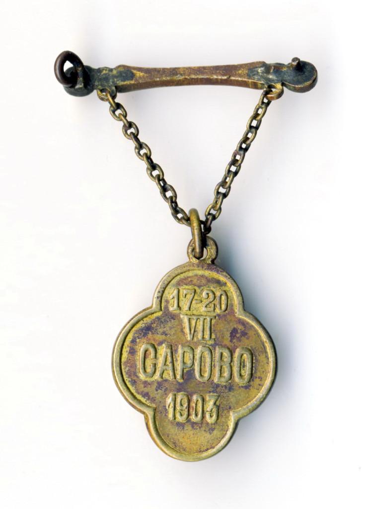 С0 Сарово-1903 медальон-дата