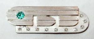 С2 2002 СББ 10 лет 33х11 серебро, брил,изумруд цанга АБП 30шт