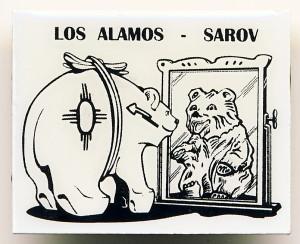 С324 LOS ALAMOS . SAROV