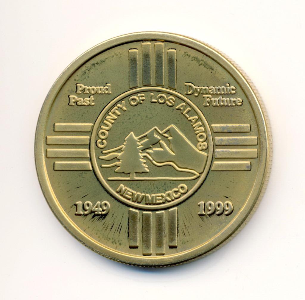 АМ4 1999 50 Los Alamos 38 жм-Кочанков