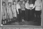 Кременковская школа в 1950-1955 годы