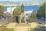 Севастополь-2014 в открытках, прошедших почту России
