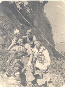 Фото 4 - С друзьями-альпинистами