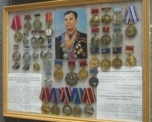 Фото 20 - Планшет Ю. А. Гагарин