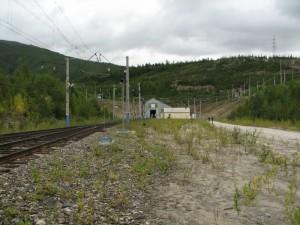 07. Западный портал Северомуйского тоннеля