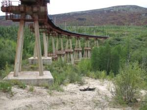 12. Под мостом