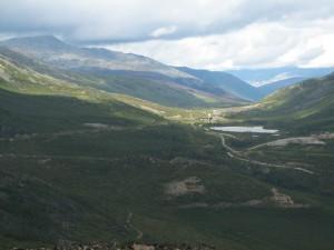 15. Северомуйский перевал