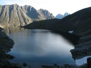 20. Озеро `Спящая Красавица`