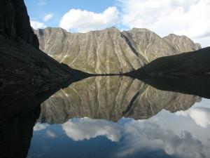 26. Озеро `Спящая Красавица`