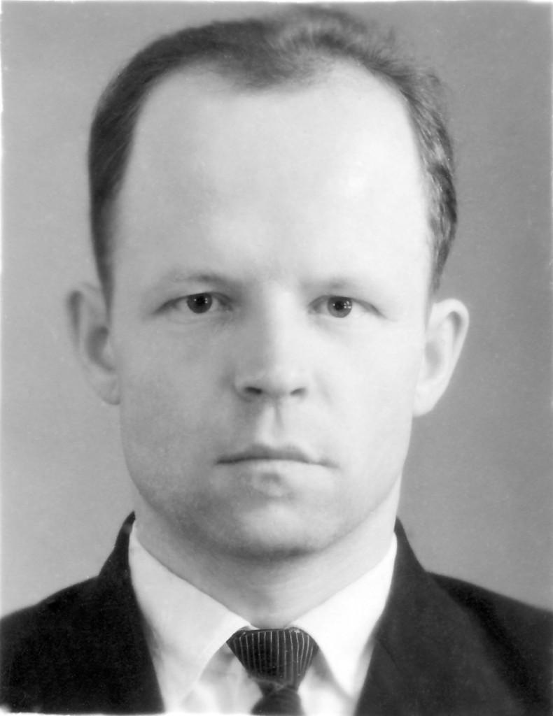 1950-е Ганькин В М