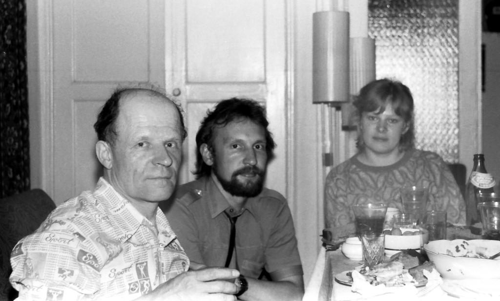 1988 апрель-май у Лены 11