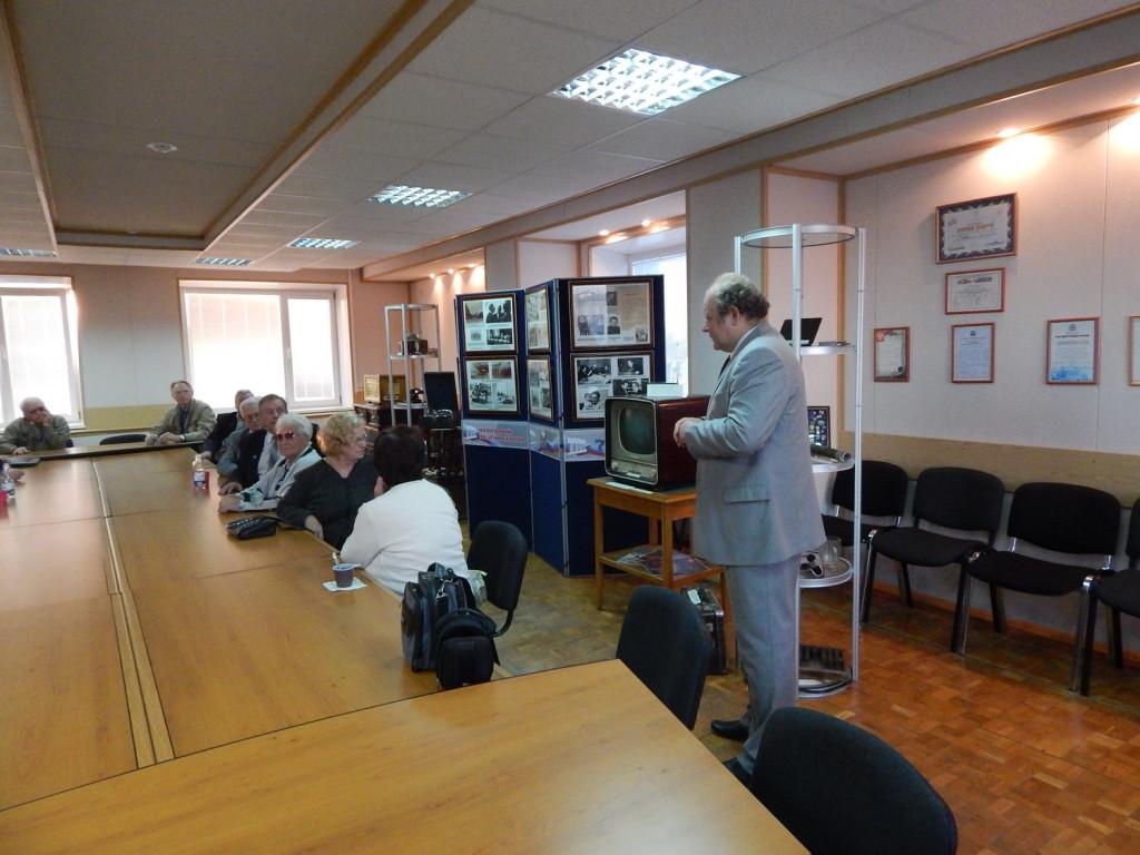 2015.09.09 Презентация проекта Народный музей 1