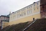 Завершился ремонт южного фасада Архиерейского дома