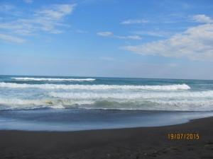 Фото 1 - Тихий океан с чёрным пляжем IMG_6500