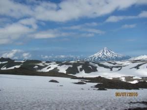 Фото 19 - С вулкана Горелый вид на вулкан Вилючинский IMG_7655