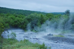 31. Источники на реке Ключевка