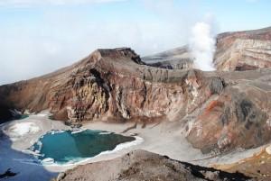 46. Первый кратер вулкана Горелый