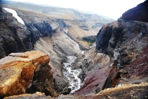 55. каньон Опасный