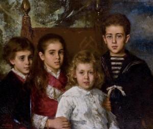 Дети Демидова