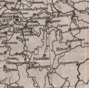 17-Фрагмент карты Платонова 001