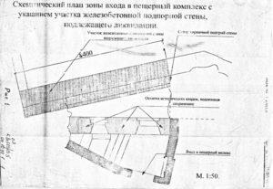 Фото 12 - Схематический план