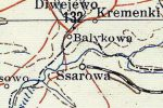 Обзор карт Присаровья времён СССР (третья редакция)