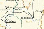 Судоходство по реке Мокше в Российской Империи.
