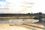 Бывшие кордоны Саровской пустыни на реке Сатис