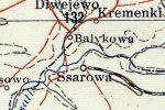 Обзор карт Присаровья времён СССР (седьмая редакция)